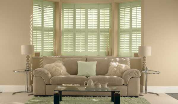custom coloured shutters